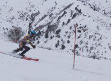 Завершился чемпионат Узбекистана по горнолыжному спорту