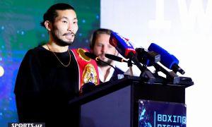 Ryosuke Iwasa: Murodjon Akhmadaliev is an emotional fighter