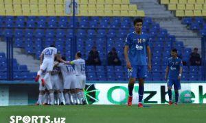 Photo Gallery | Second Half. FC Bunyodkor 1-2 FC Pakhtakor