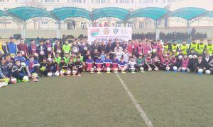 В долине состоялся футбольный фестиваль