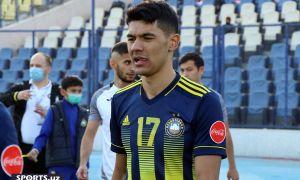 «Пахтакор» отправил 6 безответных мячей в ворота АГМК (Видео)