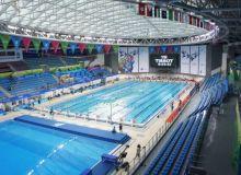 Состав команды Узбекистана по водным видам спорта на Азиатские игры