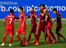 «Локомотив» одержал верх над АГМК в контрольном матче