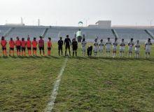 Туры женской 1 лиги в Термезе оказались урезанными.