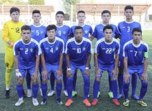 Сборная Узбекистана U-16 проведёт два товарищеских матча с ОАЭ