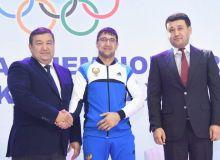 Умид Ахматджанов принял участие в церемонии награждения спортсменов Бухары, успешно выступивших в комплексных соревнованиях