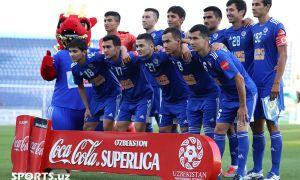 FC Nasaf pick a 3-0 victory over FC Andijan in Karshi