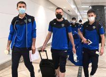 Сборная Узбекистана прибыла в Саудовскую Аравию
