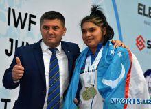 Atletlarimiz oltin va kumush medallariga sazovor bo'ldi (foto)