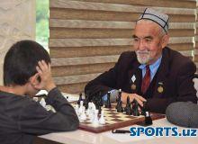 2018 Tashkent Autumn Chess Tournament held at the Uzbekistan Chess Federation