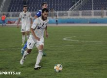Match Highlights. FC Andijan vs FC Sogdiana