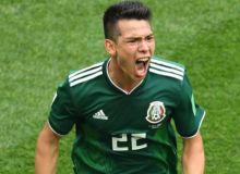 Аргентина – Мексика. Мартинес ва Лосано асосий таркибда