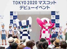 Токио Олимпиадасининг талисманлари намойиш қилинди (фото)
