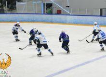 Итоги первого тура чемпионата Узбекистана по хоккею