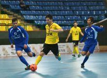 Футзал: Мамлакат чемпионати 3-турининг тўртинчи кунги натижалари