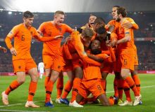 Миллатлар лигаси. Голландия Франция устидан узоқ кутилган ғалабани қўлга киритди
