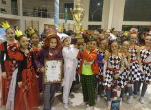 В Хорезме определились победители переходящего Кубка ФГУ