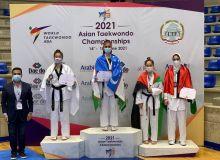 Чарос Каюмова — чемпионка Азии! Ещё три бронзы в копилке сборной Узбекистана