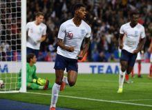 Англия - Швейцария 1:0 (видео)