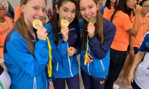 Uzbekistan's swimmers finish top at the Singapore Open Artistic Swimming Championships 2019