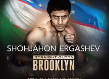 Эргашев 28 апреля проведет очередной бой