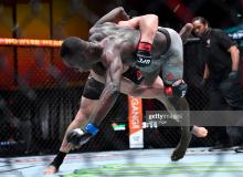"""""""UFC 259"""". Исраэль Адесанья - Ян Блахович жанги тўлиқ давом этди!"""