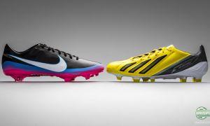 Роналду Nike, Месси Adidas бутсаларини маъқул кўради. Ёхуд бутса савдосида энг оммабоп брендлар ҳақида гаплашамиз