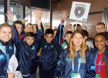 «Футбол для дружбы»: Юные участники из Узбекистана навели мосты дружбы с ребятами из 210 стран
