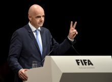 Расман! Инфантино 2023 йилгача ФИФА президенти лавозимида қоладиган бўлди