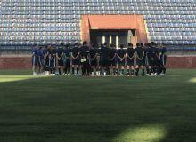 Состоялась первая тренировка национальной сборной Узбекистана под руководством Эктора Купера