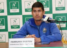 Фаррух Дустов рассказал об атмосфере в команде и вспомнил матч с Сербией 10-летней давности