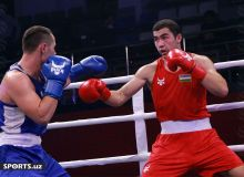 Dilshodbek Ruzmetov: There will always be better one than current best in sport