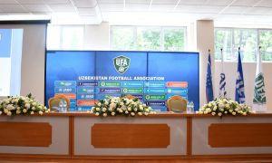 В АФУ пройдет предматчевая пресс-конференция, посвящённая матчу Узбекистан U-16 – ОАЭ U-16