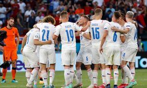"""""""Евро-2020""""да кичик сенсация! Чехия Нидерландияни мусобақадан чиқариб юборди (видео)"""