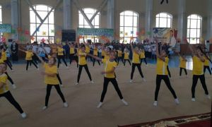 В Намангане прошел областной этап спартакиады «Олимпийское движение»