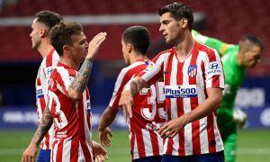 """Ла Лига: """"Атлетико"""" бронза медалларини деярли нақд қилди"""