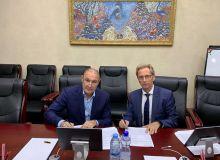«Пахтакор» подписал с «DOUBLE PASS» соглашение о сотрудничестве