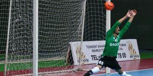 Два тура подряд XXIII Чемпионата Узбекистана по футзалу.