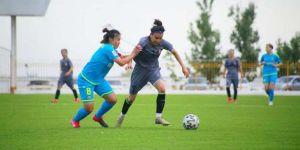 Второй круг женской высшей лиги возобновится в августе.
