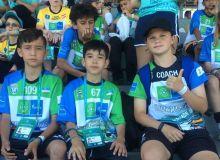 Юные футболисты Узбекистана завершили участие в седьмом сезоне «Футбола для дружбы»