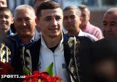 isroil madrimov kutib olish 07-10-2019