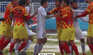 Match Highlights. FC Andijan 2-1 FC Mashal
