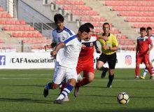 «CAFA U-16 championship-2019»: Первая победа сборной Узбекистана U-16