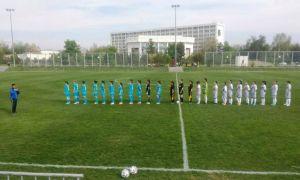Женская высшая лига стартовала: результаты матчей 1 тура.