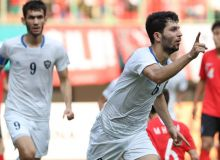 Match Highlights. Uzbekistan 3-4 Korea Republic