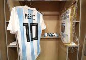Франция - Аргентина. Кийиниш хонасидан фотогалерея