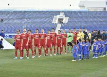 Суперлига: Фоторепортаж матча «Насаф» - «Бухара»
