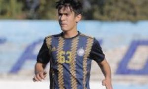 """""""Pakhtakor"""" midfielder became the youngest player ever to enter the Super League"""