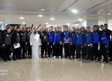Национальная сборная Узбекистана прибыла в ОАЭ для участия в Кубке Азии
