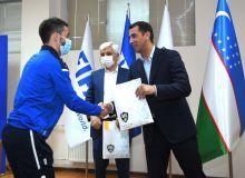 UFA awarded our futsal team